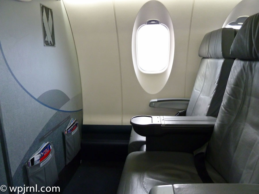 Bombardier Crj 700 Cr7 New Configuration With First